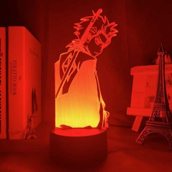 Toshiro Hitsugaya Led Anime Lamp (Bleach)