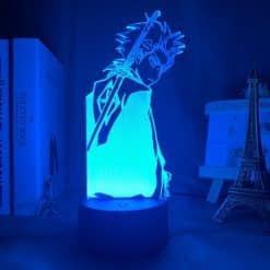 Toshiro Hitsugaya Led Anime Lamp (Bleach)