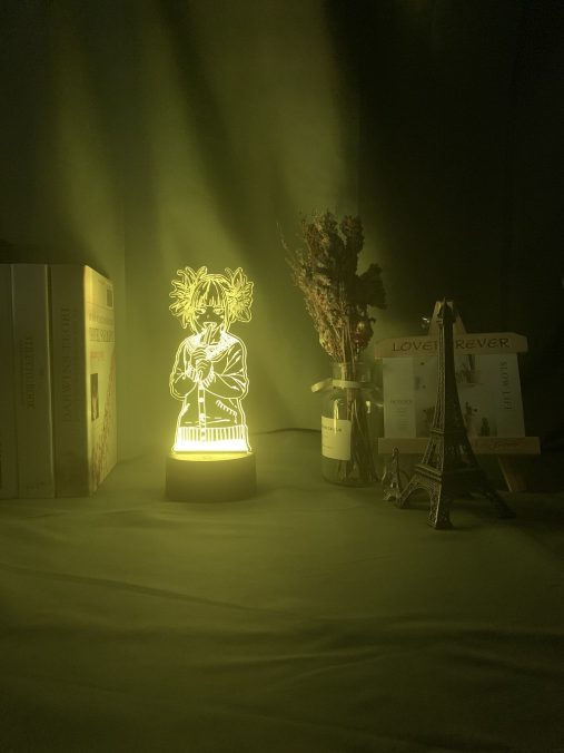 Himiko Toga 3D Illusion Led Lamp
