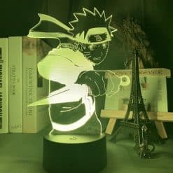 Obito x Kakashi 3D Illusion Led Lamp (Naruto)