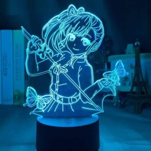 Kanao Tsuyuri 3D Illusion Led Lamp (Demon Slayer: Kimetsu no Yaiba)