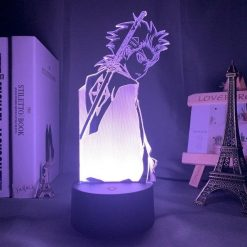 Toshiro Hitsugaya 3D Illusion Led Lamp
