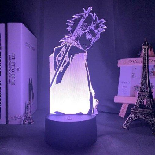 Toshiro Hitsugaya 3D Illusion Led Lamp