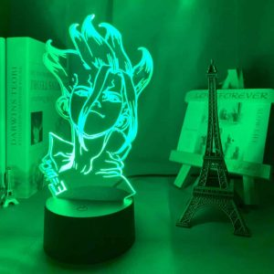 Senku Ishigami Led Anime Lamp (Dr. Stone)