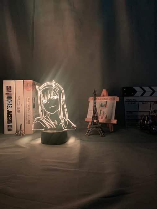 Sailor Moon 3D Illusion Led Lamp