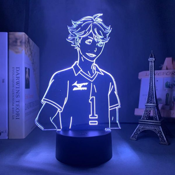 Tooru (Tōru) Led Anime Lamp (Haikyuu)