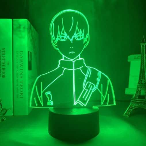 Tobio Kageyama 3D Illusion Led Lamp