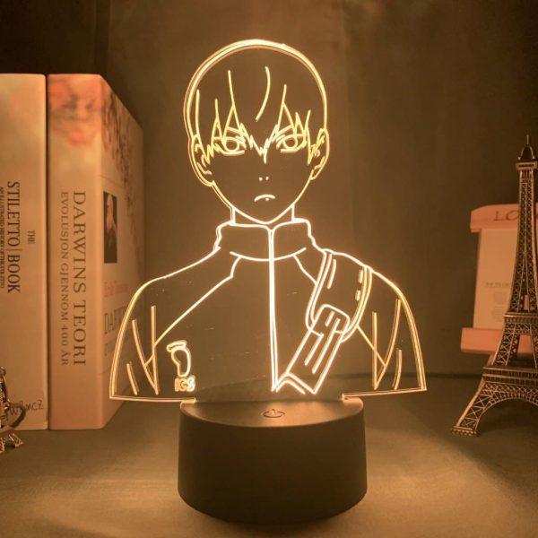 Tobio Kageyama 3D Illusion Led Lamp (Haikyuu)
