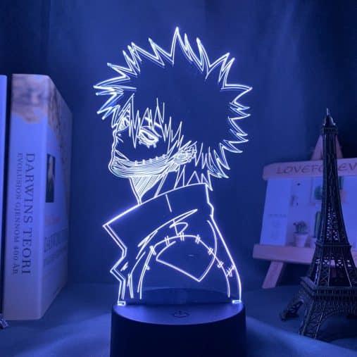Dabi 3D Illusion Led Lamp