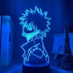 Dabi 3D Illusion Led Lamp ( My Hero Academia )