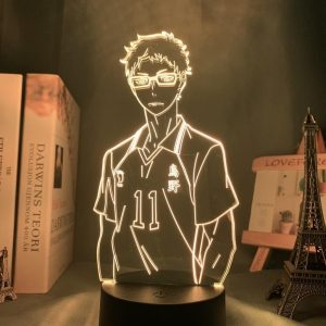 Naruto Nindo 3D Illusion Led Lamp (Naruto)