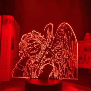 Keigo Takami - Hawks Led Anime Lamp (My Hero Academia)