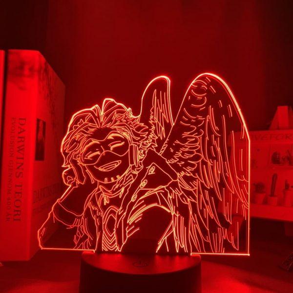 Keigo Takami – Hawks Led Anime Lamp (My Hero Academia)