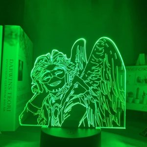 Keigo Takami – Hawks Led Anime Lamp (My Hero Academia)