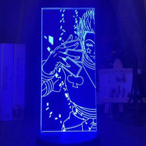 Hisoka Cards 3D Illusion Led Lamp (Hunter X Hunter)