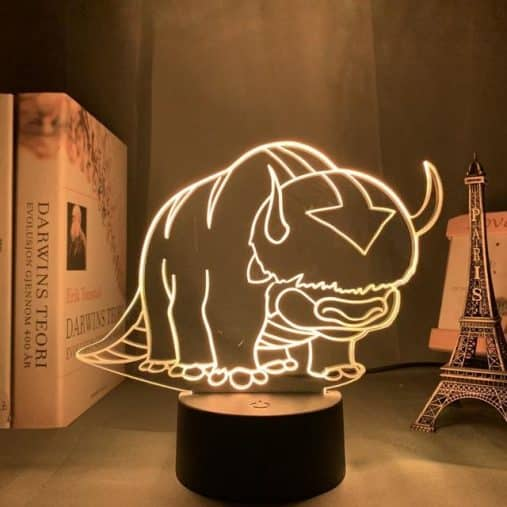 Appa 3D Illusion Led Lamp