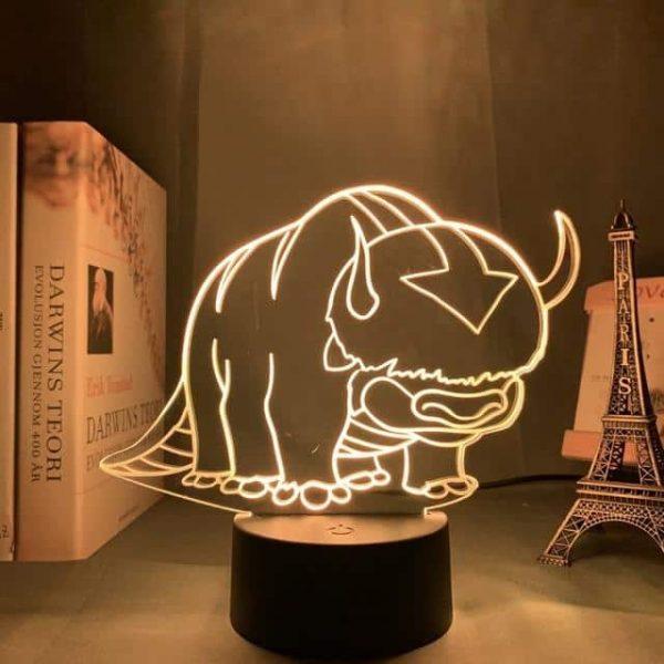 Appa Led Anime Lamp (Avatar the Last Airbender)