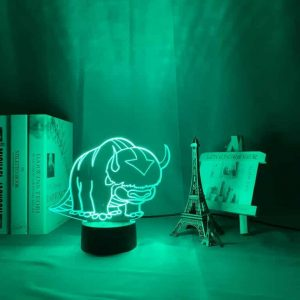 Appa Led Anime Lampe (Avatar der letzte Airbender)