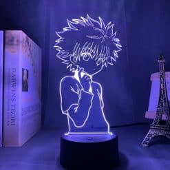 Killua Zoldyck 3D Illusion Led Lamp