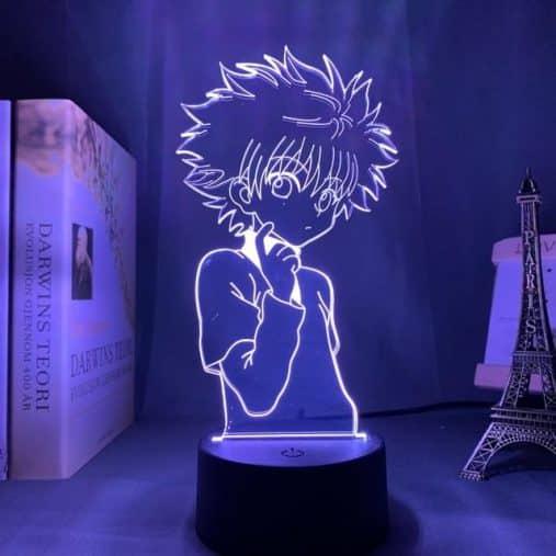 Killua Zoldyck 3D Illusion Led Lamp