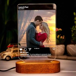 Lil Peep 3D Illusion Led Lamp