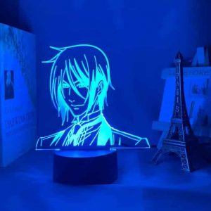 Black Butler 3D Illusion Led Lamp (Black Butler)