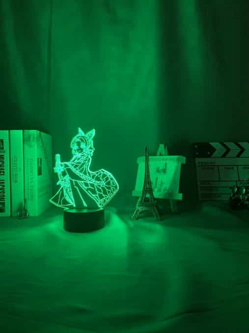 Kocho Kanae 3D Illusion Led Lamp (Demon Slayer: Kimetsu no Yaiba)