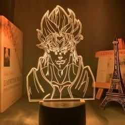 Dio Brando Led Anime Lamp (JoJo's Bizarre Adventure)
