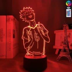 Satori Tendō (Tendou) Led Anime Lamp ( Haikyu )
