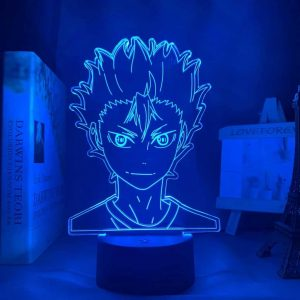 Yuu Nishinoya Led Anime Lamp (Haikyuu)