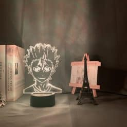 Yuu Nishinoya Led Anime Lamp (Haikyuu)