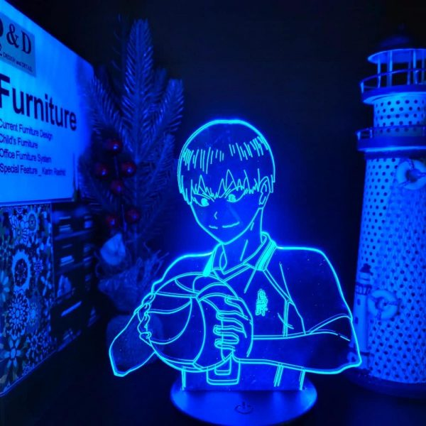 Kageyama Volleyball Led Anime Lamp (Haikyuu)