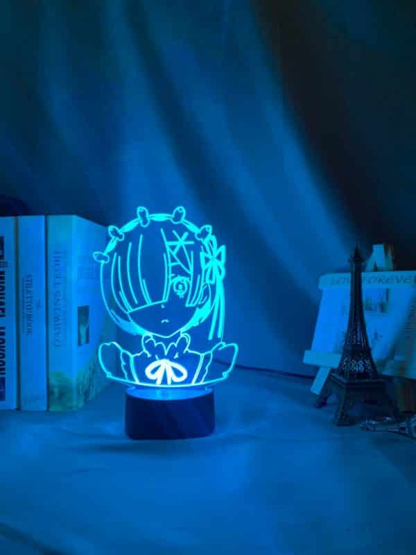Rem Led Anime Lamp (Re:Zero)