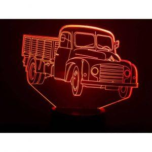 Citroen U23 3D Illusion Led Lamp