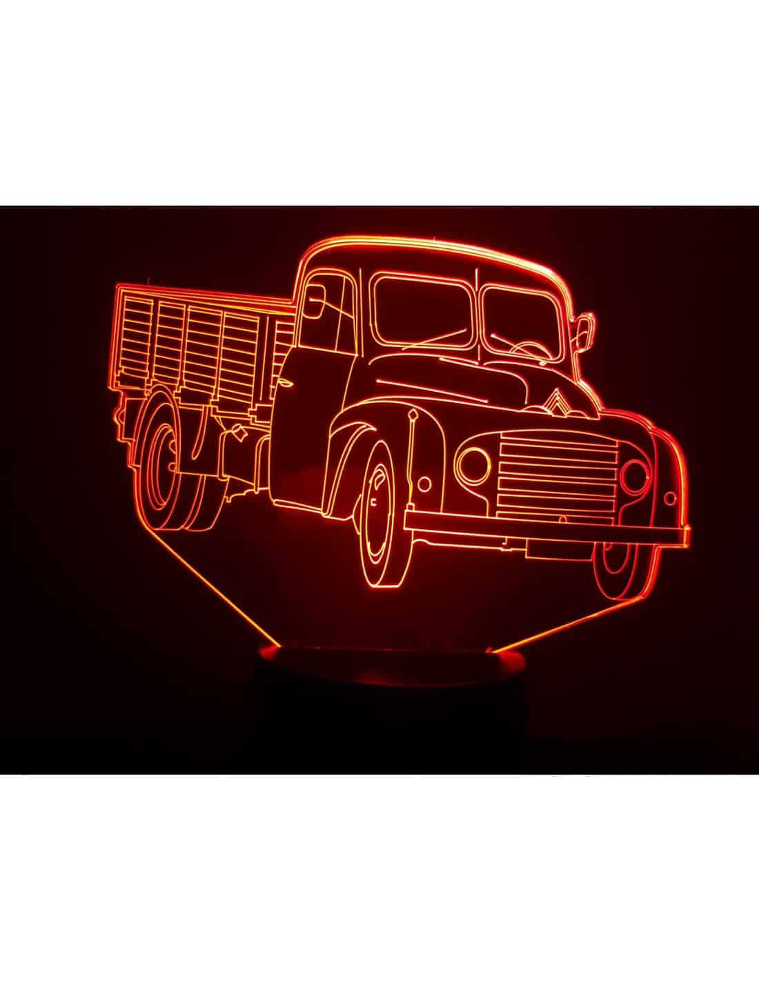 Citroen U23 3D Illusion Led Lamp