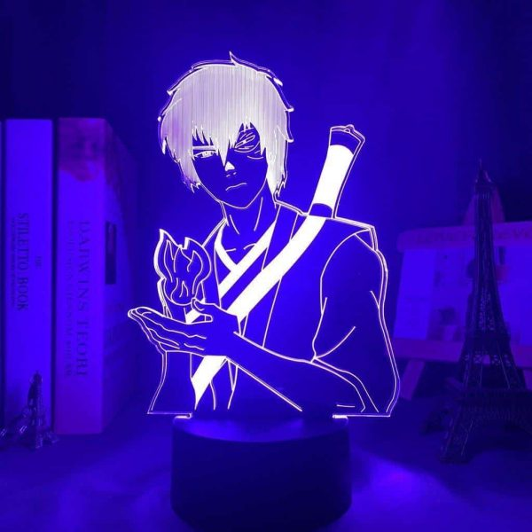 Zuko Led Anime Lamp (Avatar the Last Airbender)