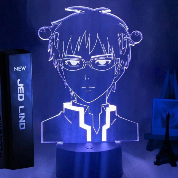 Saiki K Led Anime Lamp (The Disastrous Life of Saiki K)