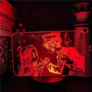 Hanako – Yashiro Pinky Promise Led Anime Lamp (Toilet Bound Hanako Kun)