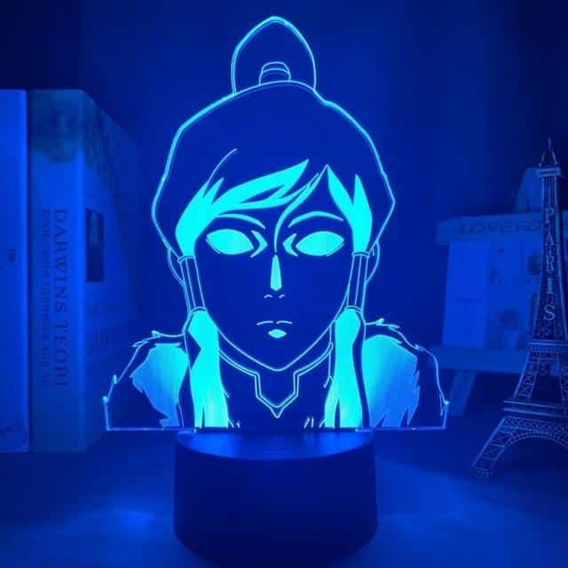 Avatar Korra Led Anime Lamp  (Avatar the Last Airbender)