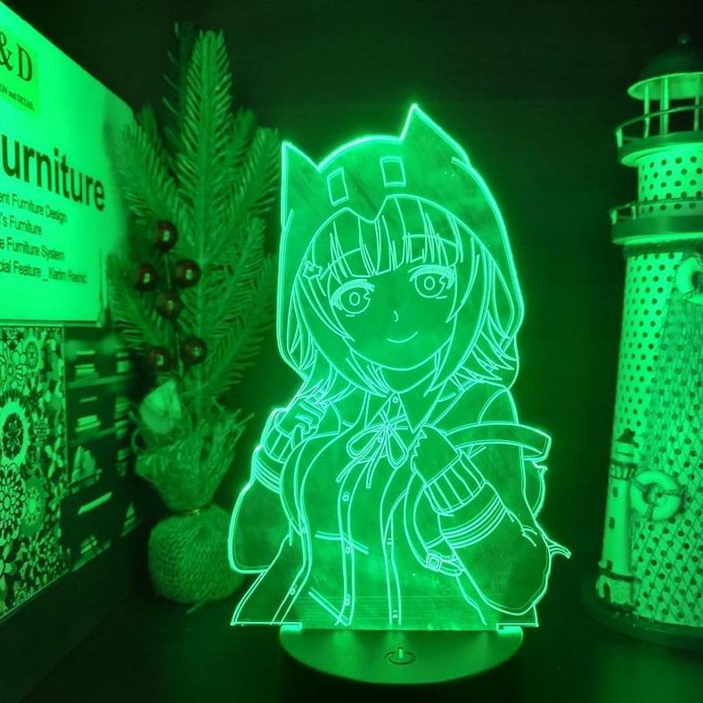 Chiaki Nanami Anime Lamp (Danganronpa)