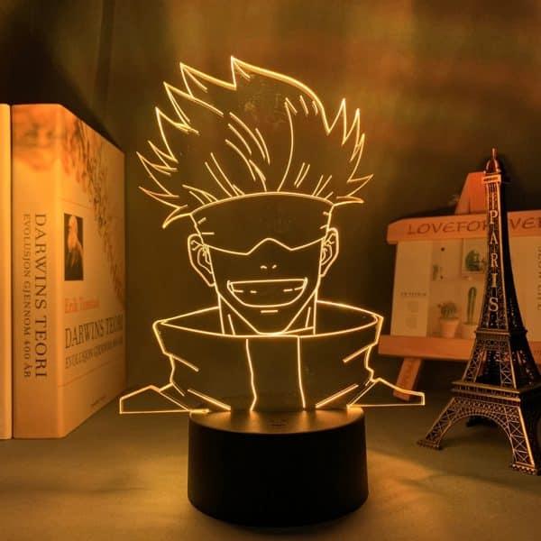 Satoru Gojo Led Anime Lamp 2 (Jujutsu Kaisen)