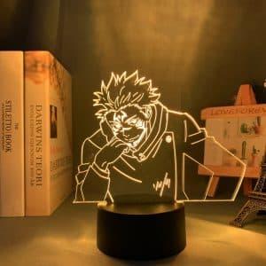 Yuji Itadori Led Anime Lamp 2 (Jujutsu Kaisen)