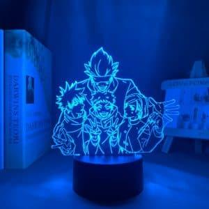Satoru Gojo Led Anime Lamp (Jujutsu Kaisen)