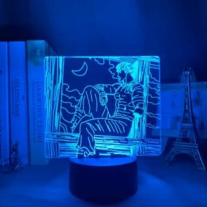 Guts Led Anime Lamp (Berserk)