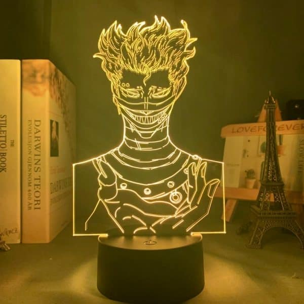 Zora Ideale Led Anime Lamp (Black Clover)