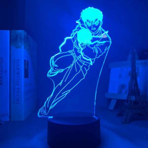 Yusuke Urameshi Led Anime Lamp (Yu Yu Hakusho)
