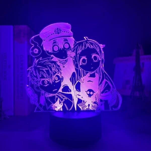 Team Anime Led Lamp (Toilet Bound Hanako Kun)