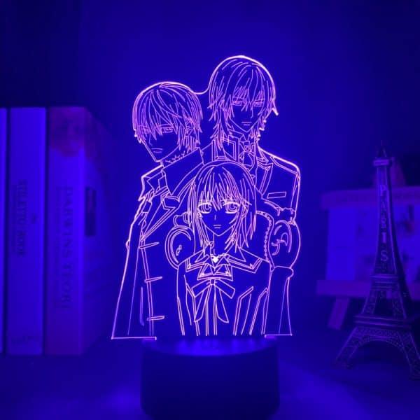 Vampire Knight Led Anime Lamp (Vampire Knight)