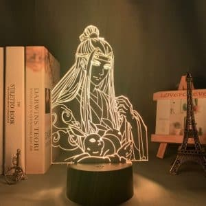 Lan Zhan Led Anime Lamp (Mo Dao Zu Shi)