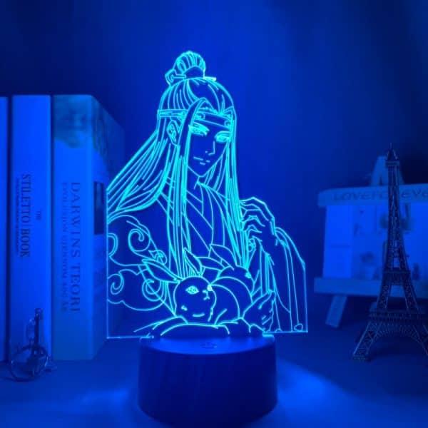 Lan Zhan Led Anime Lamp (Mo Dao Zu Shi)